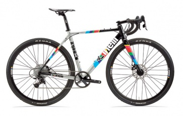 Cinelli Zydeco X1 Bicycle Full Color