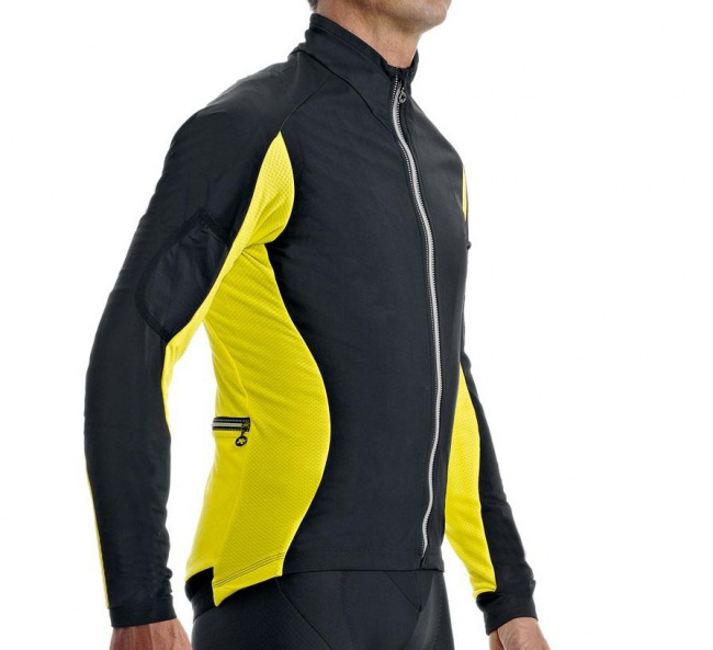 18837662e Assos iJ.haBu.5 Cycling Winter Jacket Yellow