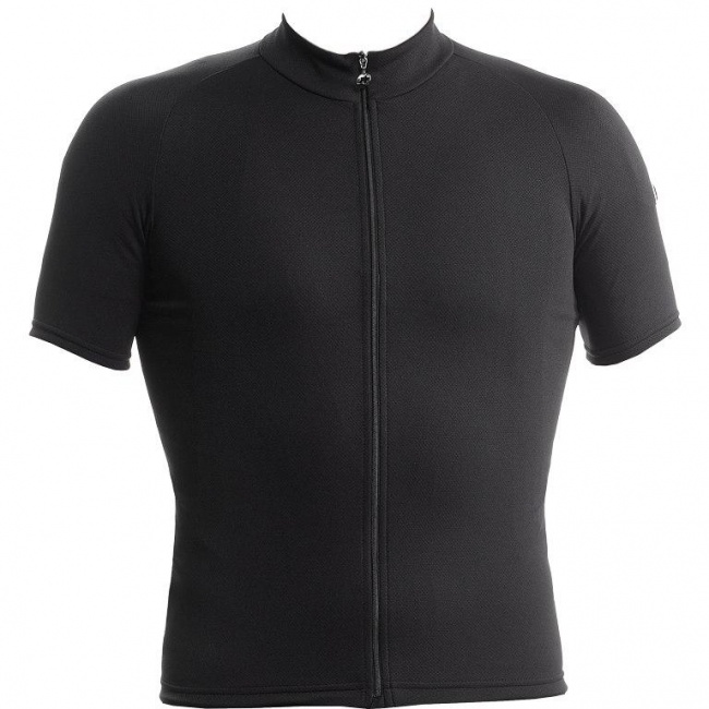 5e9b937e2 Assos SS.milleJersey evo7 Short Sleeve Jersey - BlackSeries · Zoom