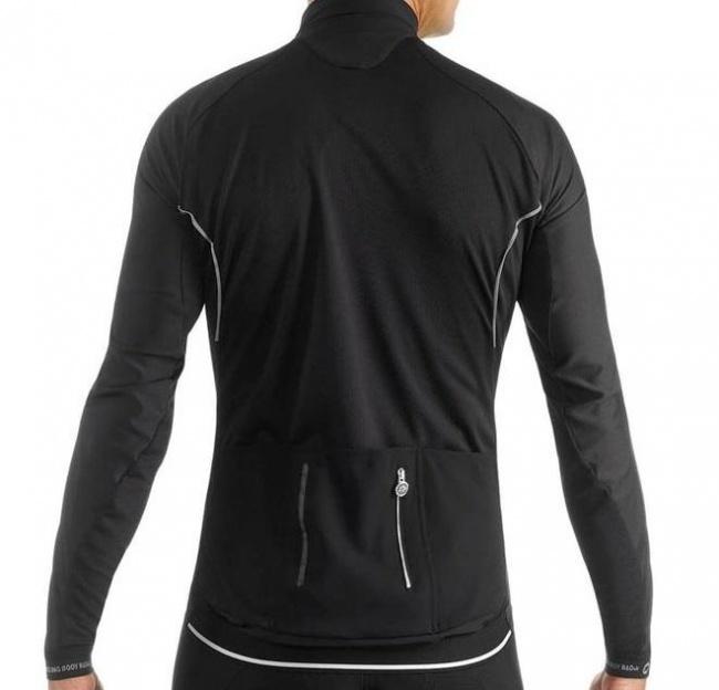 2d3c1cd94 Assos iJ.Intermediate S7 Long Sleeve Jersey Black