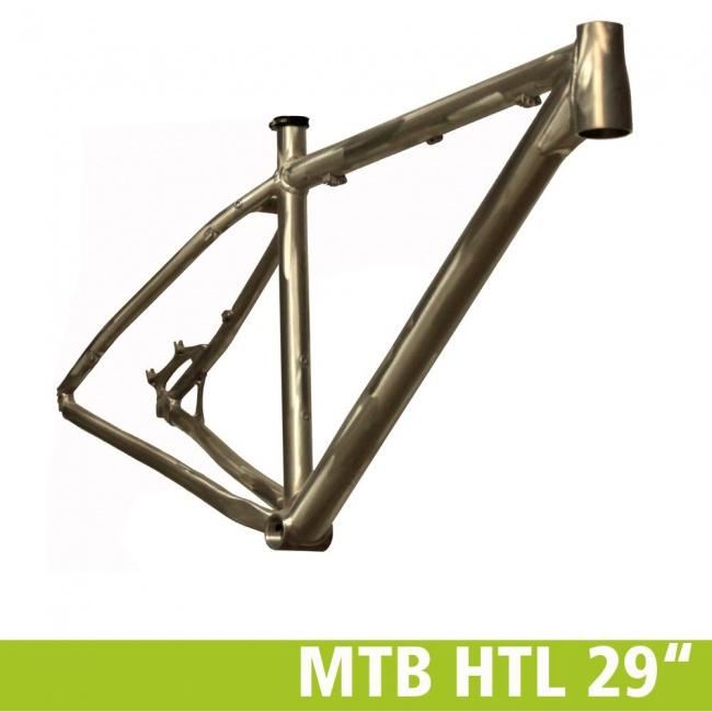Quantec Mtb Htl 29 Quot Light Frame Raw