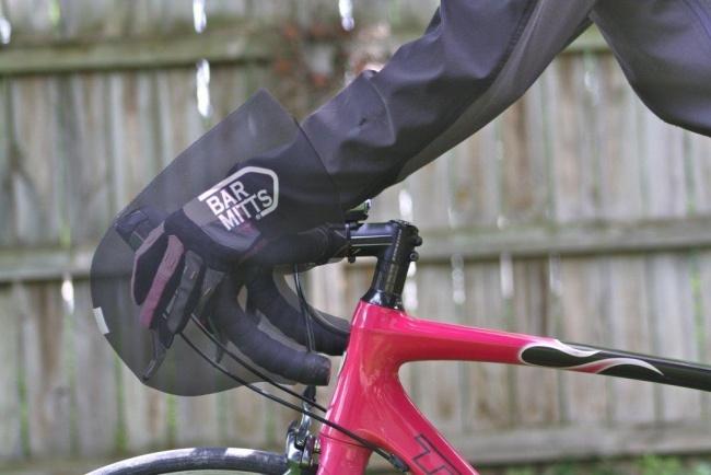 Bar Mitts Road Bike Bar End Shifters