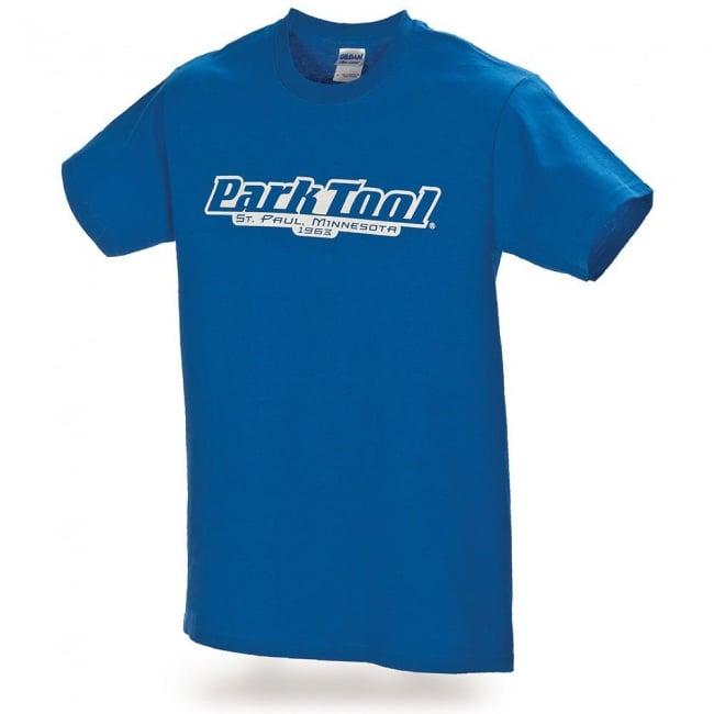 Parktool TSS-1 Logo T-shirt Royal Blue