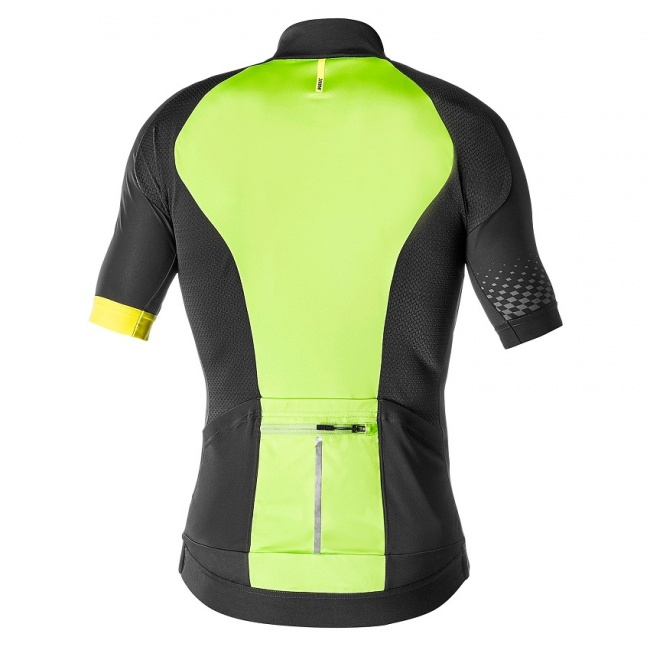 Mavic Cosmic Elite Jersey Lime Green 599a5a124