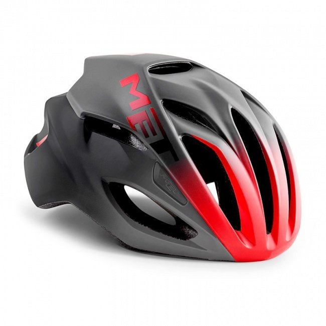 Rivale Road Helmet Matt Black