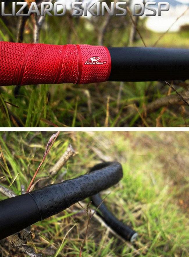 Lizard Skins Red DSP 2.5mm Bar Tape