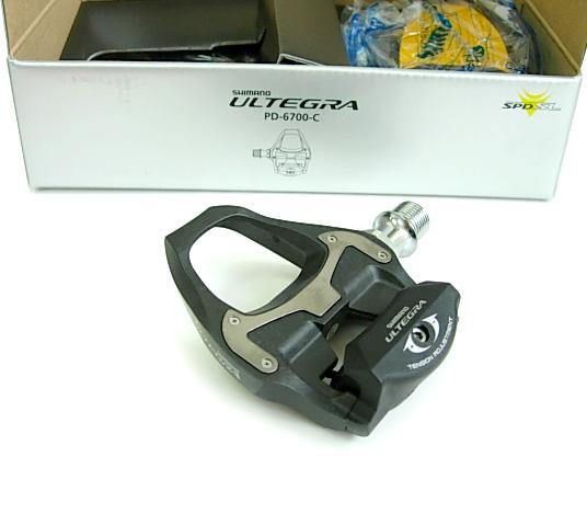 e4e204c2aaf Shimano Ultegra PD-6700-C carbon road bike pedals