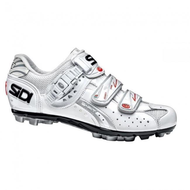 Sidi MTB Trace White Woman Shoes