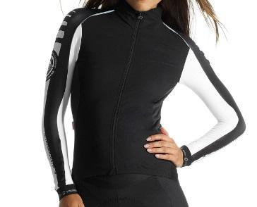 7ec213143 Assos iJ.Intermediate S7 Long Sleeve Lady Jersey Black