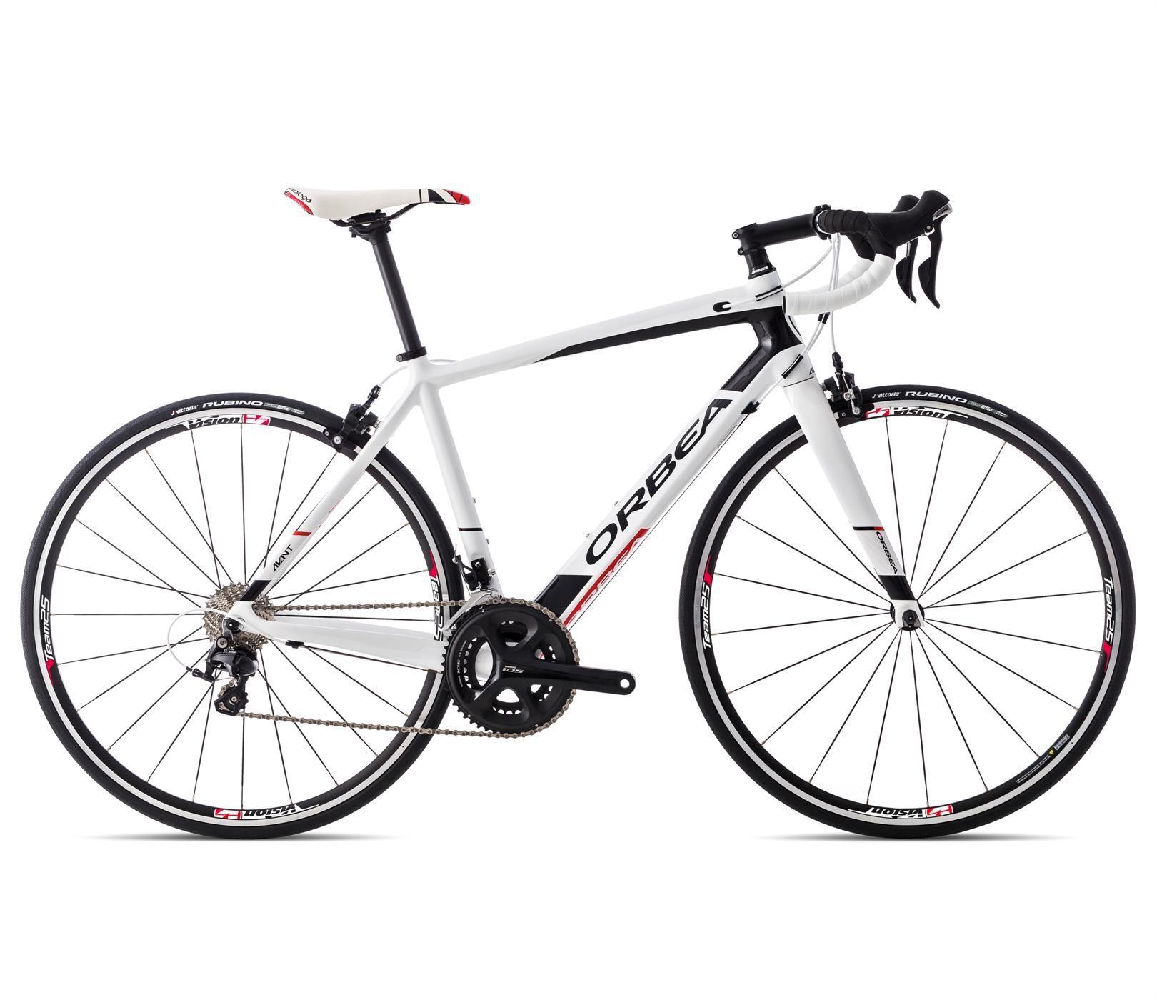 el precio más bajo buena venta compra especial Orbea Avant M30 Road Bike Carbon 105 Bicycle White