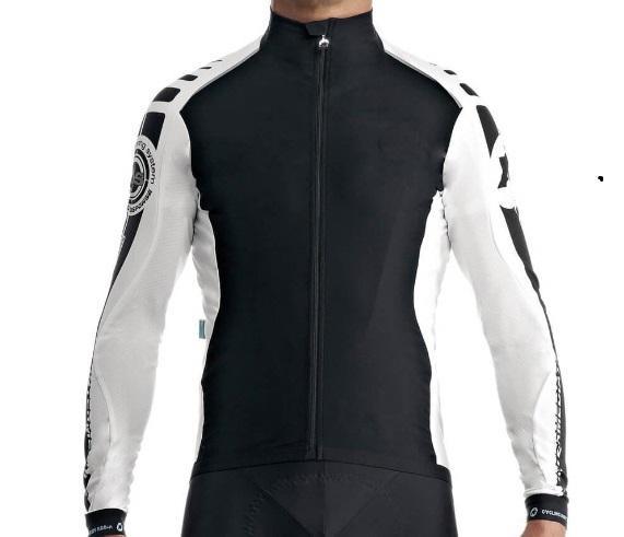 New Assos Women/'s Ij.Intermediate S7 Jersey Bike Large Black Top Long Sleeve