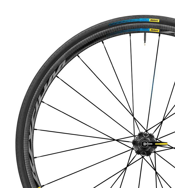 Mavic Ksyrium Pro Carbon Sl C Haute Route Wheel Set