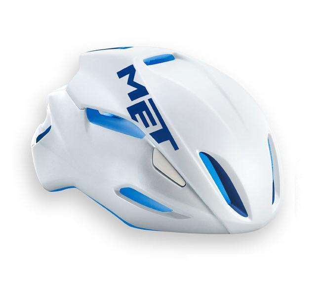 MET Manta Bike Helmet Black//Blue//Green