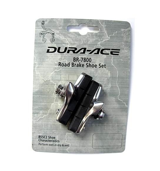Shimano Br 7800 Dura Ace Brake Shoes Pads Y8a098010