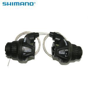 Shimano Sl Rs25 Revo Shifter 3x7sp