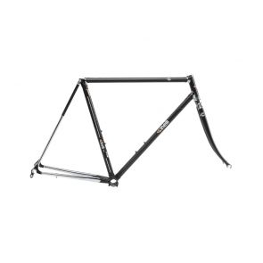 Cinelli Very Best Of Carbon Frame Set - Silver