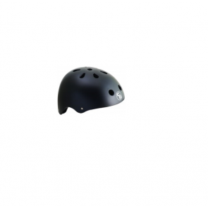 Curb Dog Helmet Shredder Black Matte One Size