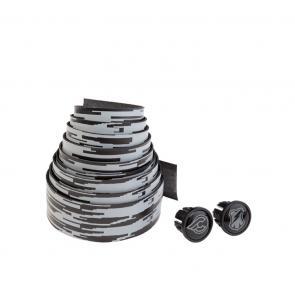 Cinelli Mash Volee Histogram Handlebar Tape - Black-White