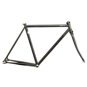 Cinelli Gazzetta Cromoly Frame Set - Black Friars 61cm