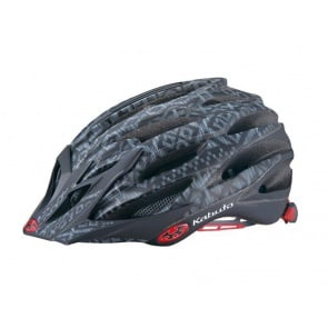 OGK Faro Bicycle Helmet Cycling Cateye Fit Nordic Matt Black