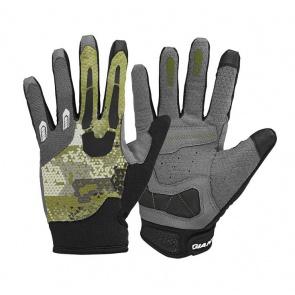 Giant Realm Trail Long Finger Gloves Green