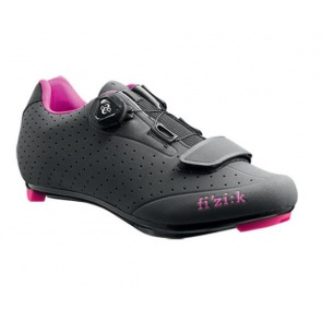 Fizik R5B Uomo Boa Road Cycling Shoes Black Pink