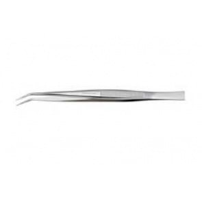 Unior 1346 Bent pointed tweezers