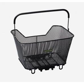 Racktime Basket Bask-it Small Black 20 Liter
