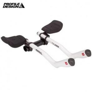Profile Design Aerobar T3 Plus Carbon White