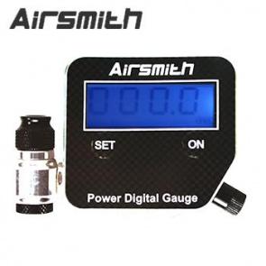 Airsmith Power Digital Pressure Gauge