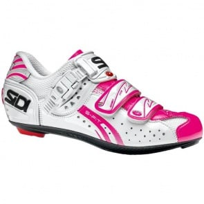 Sidi 2016 Women's Genius 5 Fit Road Shoes White