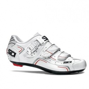 Sidi 2016 Level Road bike Shoes White White