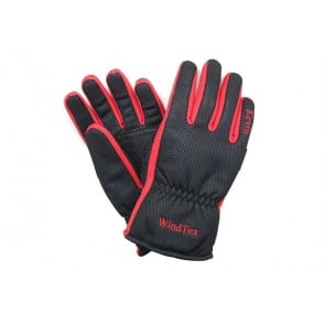 Kevin Wind Tex Winter Cycling Gloves-Red Dot