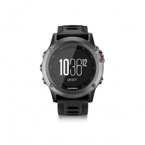 Garmin Fenix 3 Grey Performer Bundle - Multisport GPS Watch