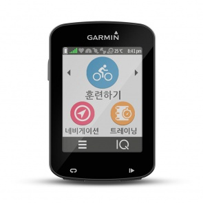 Garmin Edge 820 Bundle - GPS Bike Computer
