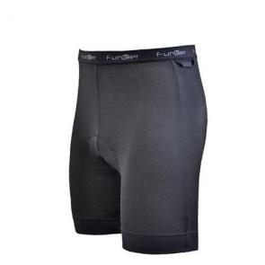 Funkier Mens Cycling Undershorts BS 622-B7 Black