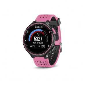Garmin Forerunner 235 GPS Running Watch Wrist Heart Rate Monitor - Pink