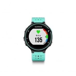 Garmin Forerunner 235 GPS Running Watch Wrist Heart Rate Monitor - Blue