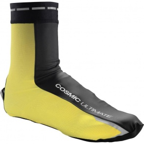 Mavic Cosmic Ultimate Shoe Cover - Yellow Mavic/Black