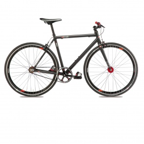 Cinelli Bootleg Mystic Complete City Bike - Black
