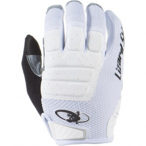 Lizard Skins Monitor HD Full Finger Gloves - Alpine White