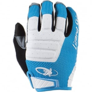 Lizard Skins Monitor HD Full Finger Gloves - Electric Blue