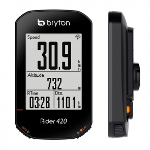 Bryton Speedometer GPS Rider 420E Body Mount