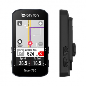Bryton Speedometer GPS Rider 750C Body Cadence Sensor Mount
