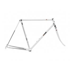 Cinelli Supercorsa Frame Set - Bianco Perla