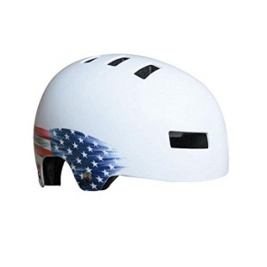 Vigor 1080x USA Helmet White