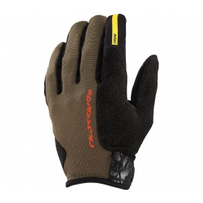 Mavic Crossride Protect Glove Full Finger - Brown