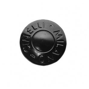 Cinelli Milano Anodized Handlebar Plugs - Black