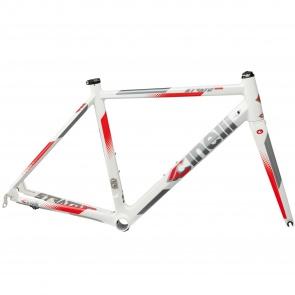 Cinelli Strato Faster Frame Set - White