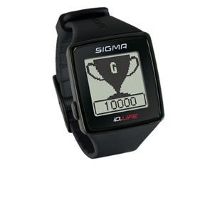 Sigma HeartRateMonitor ID.LIFE black